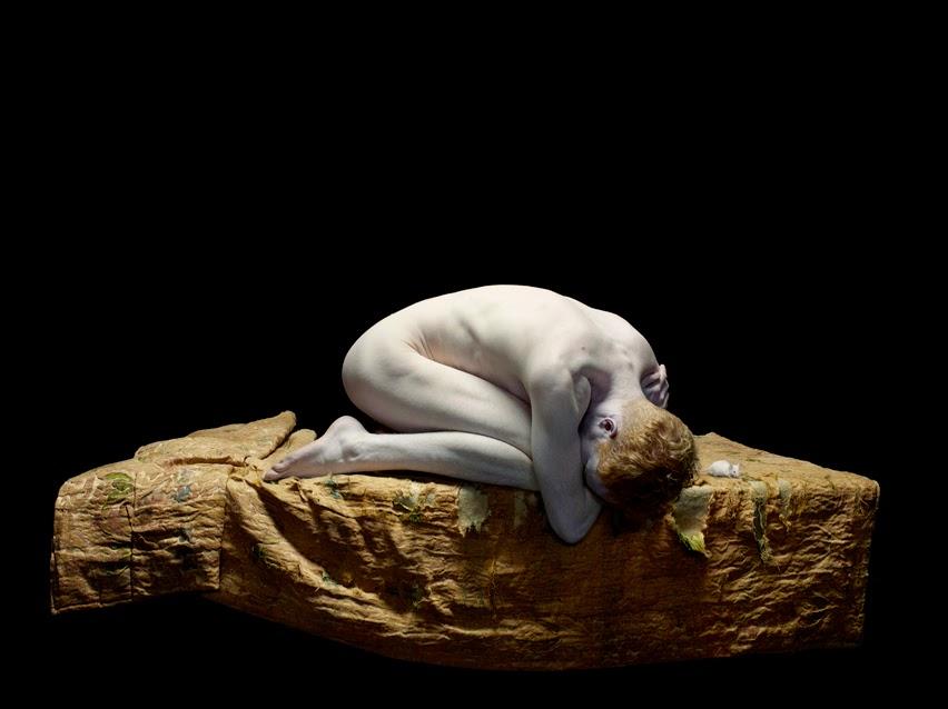 Fotografía - Nadav Kander, Inner Condition, desnudo 7