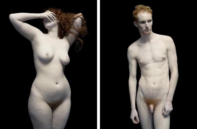 Fotografía - Nadav Kander, Inner Condition, desnudo 8