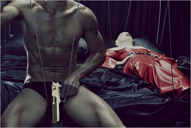Fotografía - Steven Klein, moda 13