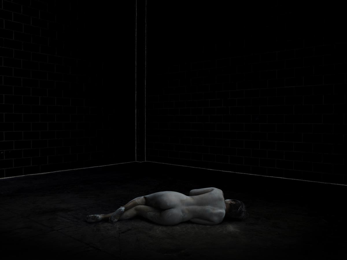 Fotografía - Nadav Kander, Inner Condition, desnudo 10