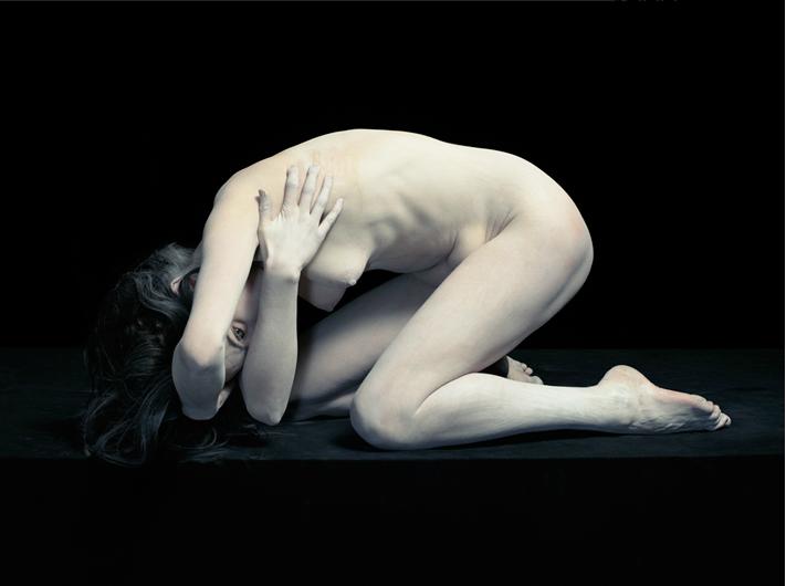 Nadav Kander: la magia de un desnudo natural