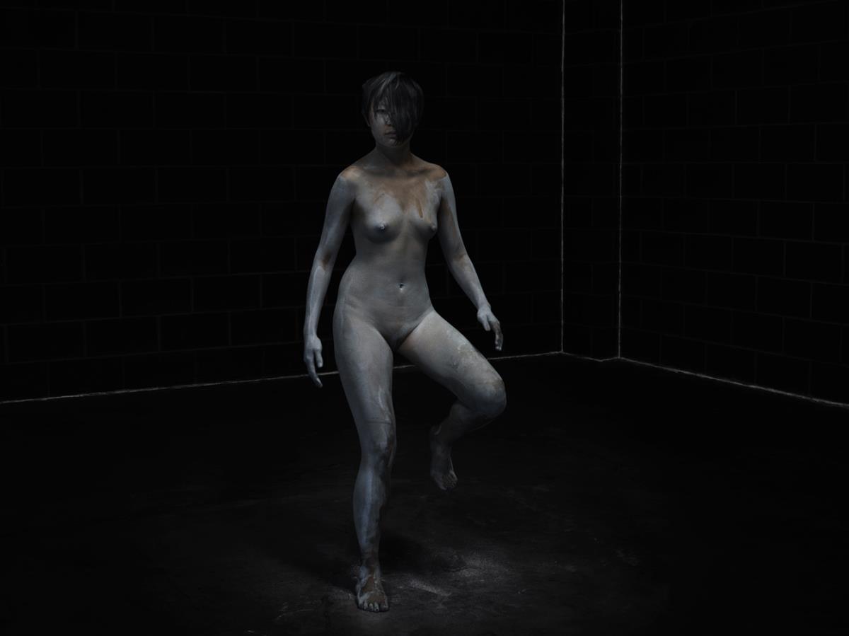 Fotografía - Nadav Kander, Inner Condition, desnudo 6