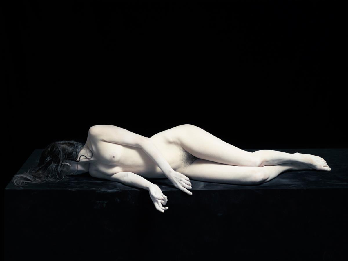 Fotografía - Nadav Kander, Inner Condition, desnudo 9
