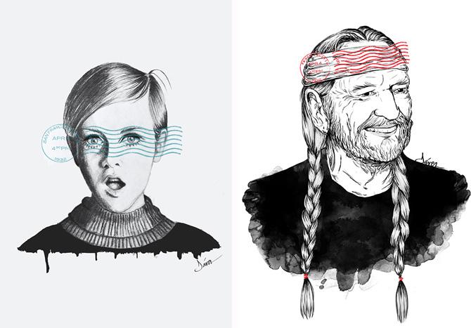 Ilustración, Coco Dávez 12