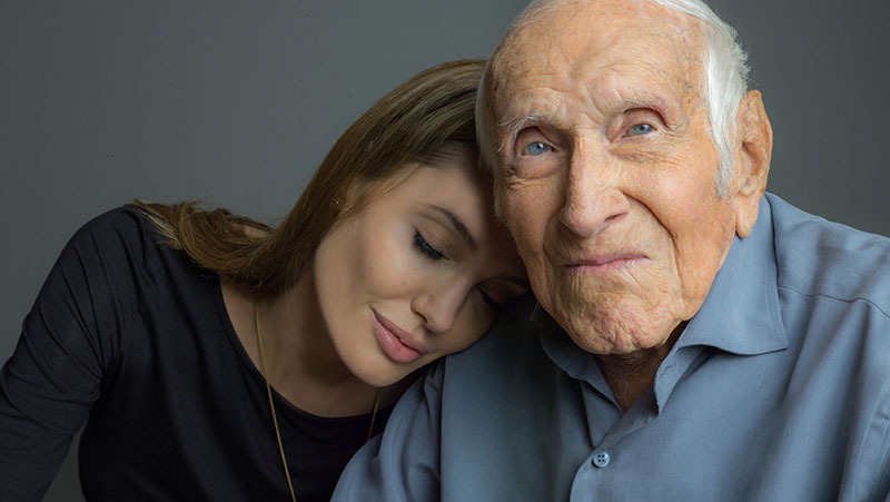 Invencible, Angelina Jolie, Louis Zamperini