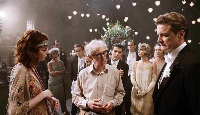 Magia a la luz de la luna, Woody Allen, mago frustrado