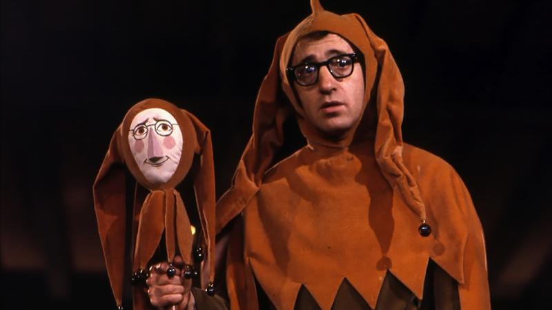 Magia a la luz del cine, Woody Allen, mago frustrado 1