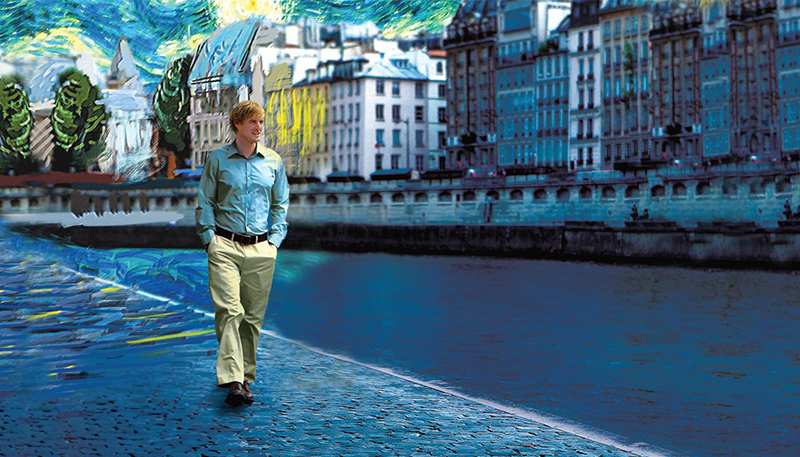 Magia a la luz del cine, Woody Allen, mago frustrado, Midnight In Paris
