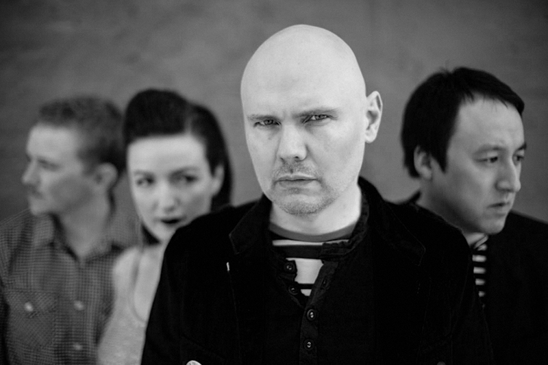 The Smashing Pumpkins, Monuments to an Elegy, Billy Corgan