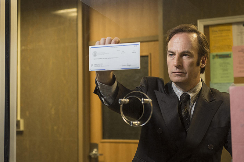 Better Call Saul, Movistar series