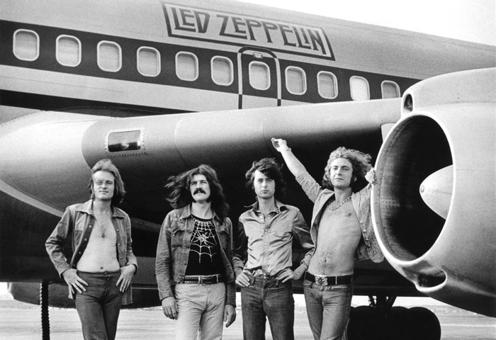 Historia del rock - Paranoid, de Black Sabbath - Led Zeppelin