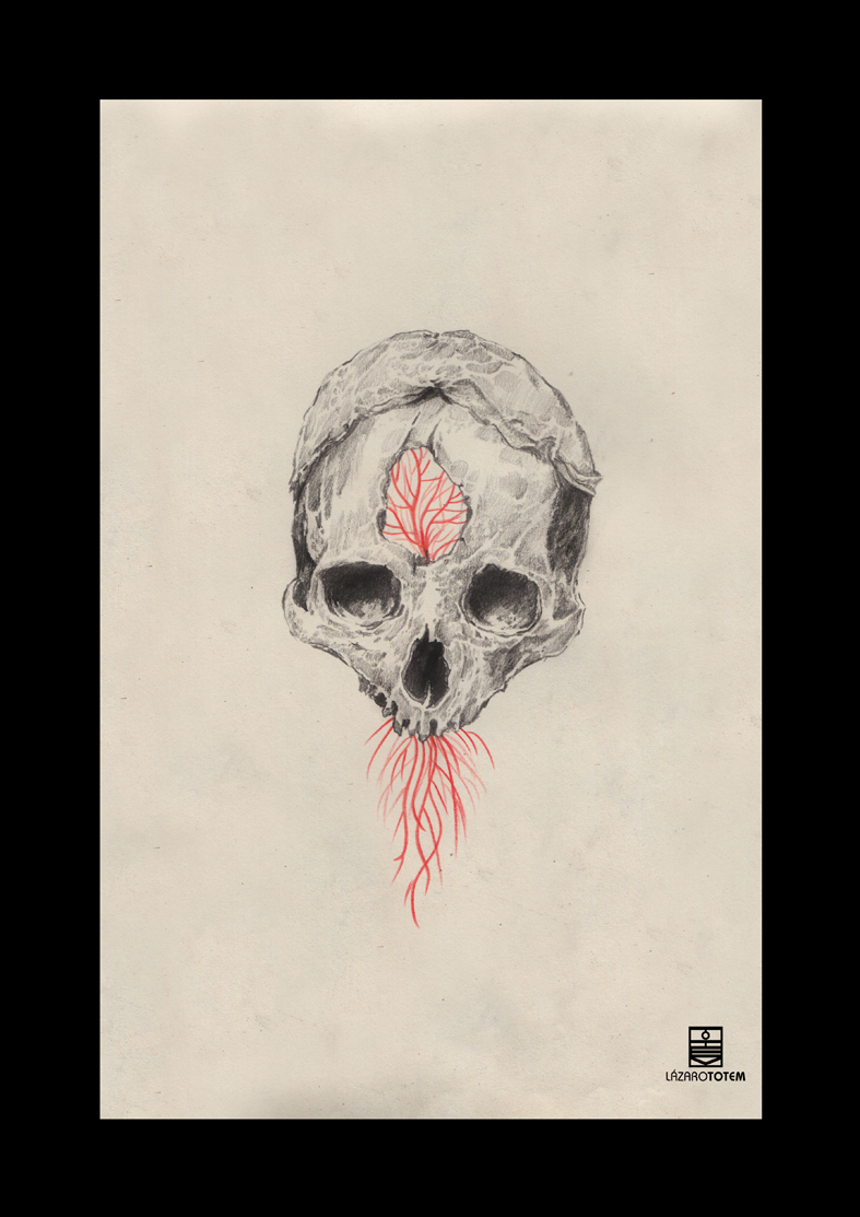 Ilustración - Lázaro Tótem 6