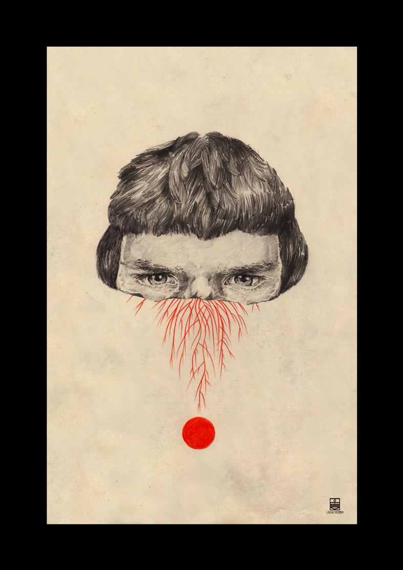 Ilustración - Lázaro Tótem 8