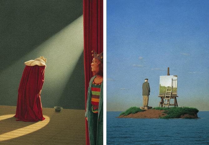 Ilustración - Quint Buchholz 3