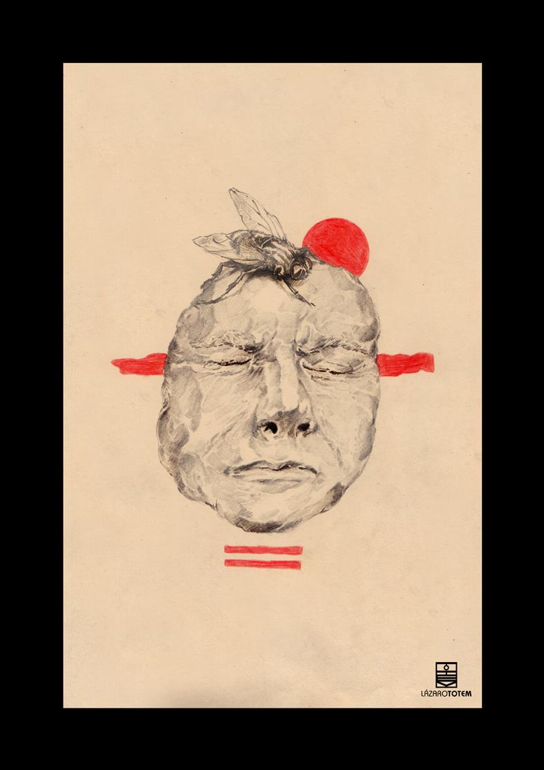 Ilustración - Lázaro Tótem 10
