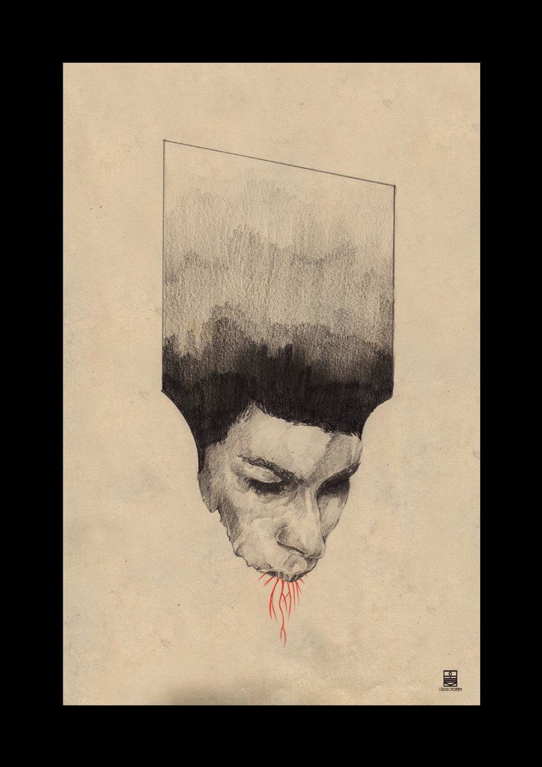 Ilustración - Lázaro Tótem 11