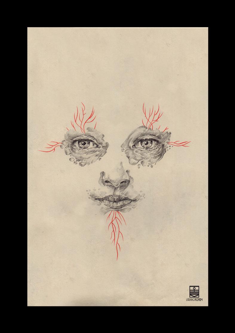 Ilustración - Lázaro Tótem 12