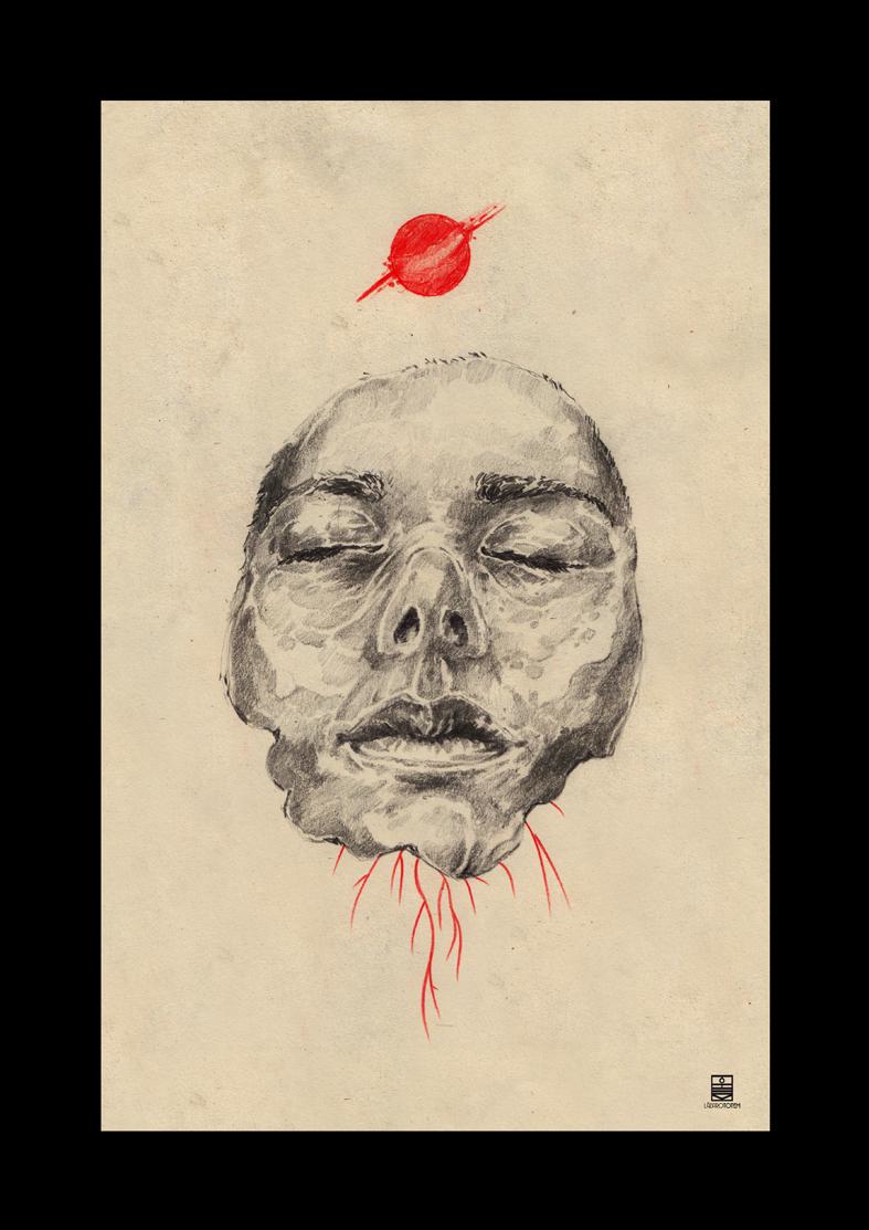 Ilustración - Lázaro Tótem 3