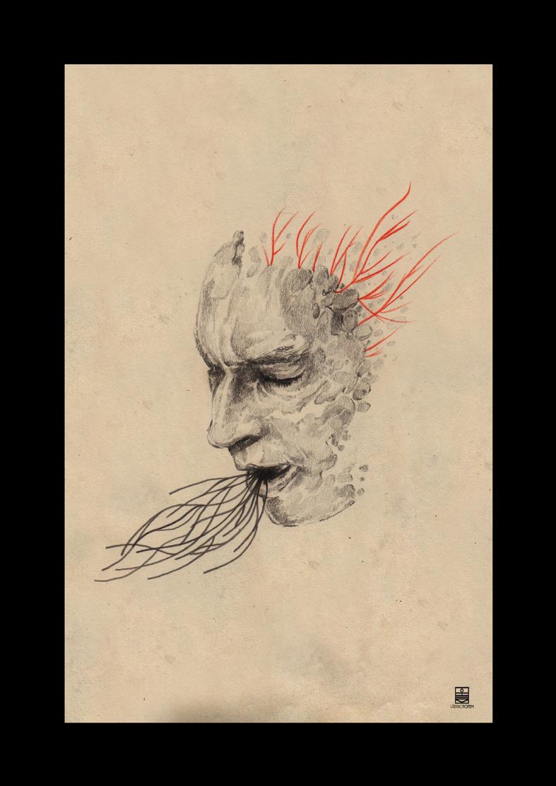 Ilustración - Lázaro Tótem 5
