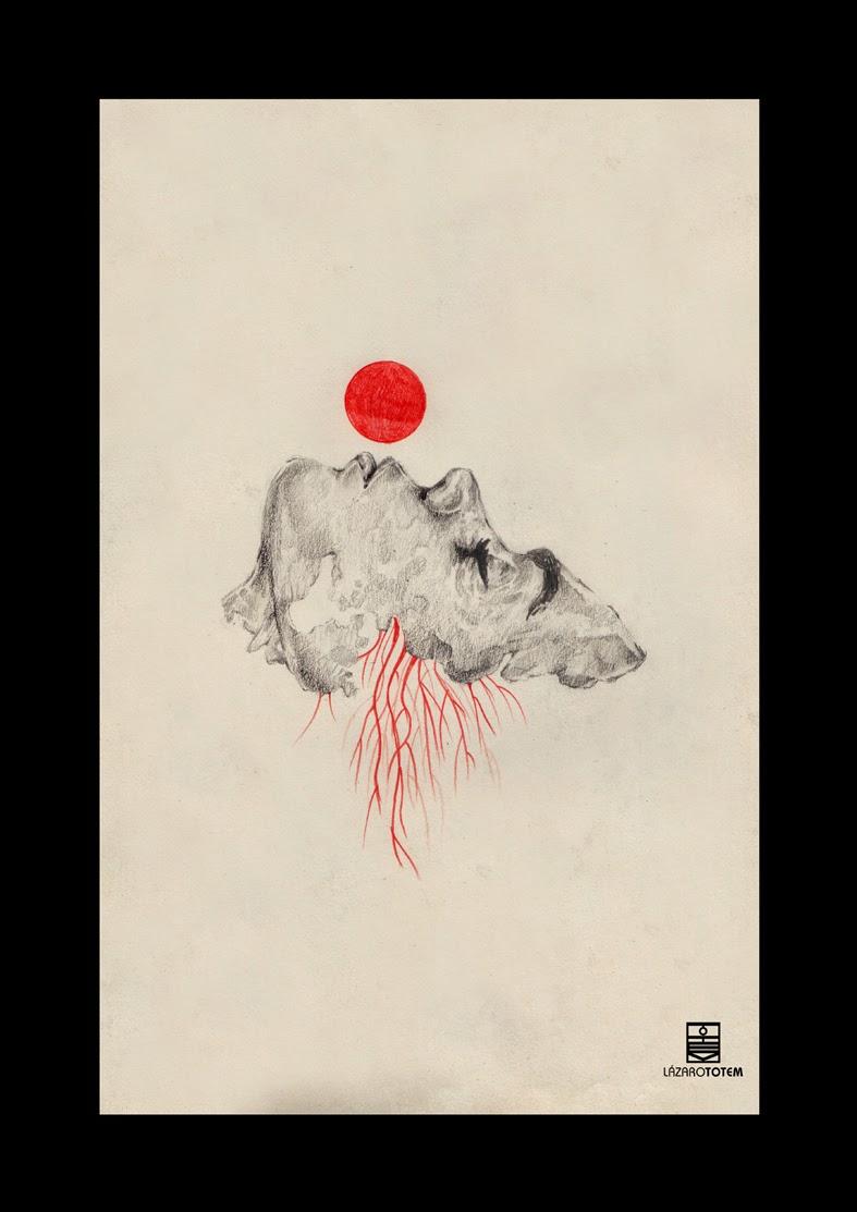 Ilustración - Lázaro Tótem
