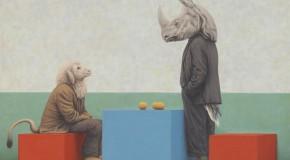 Quint Buchholz, un mundo de magia y surrealismo