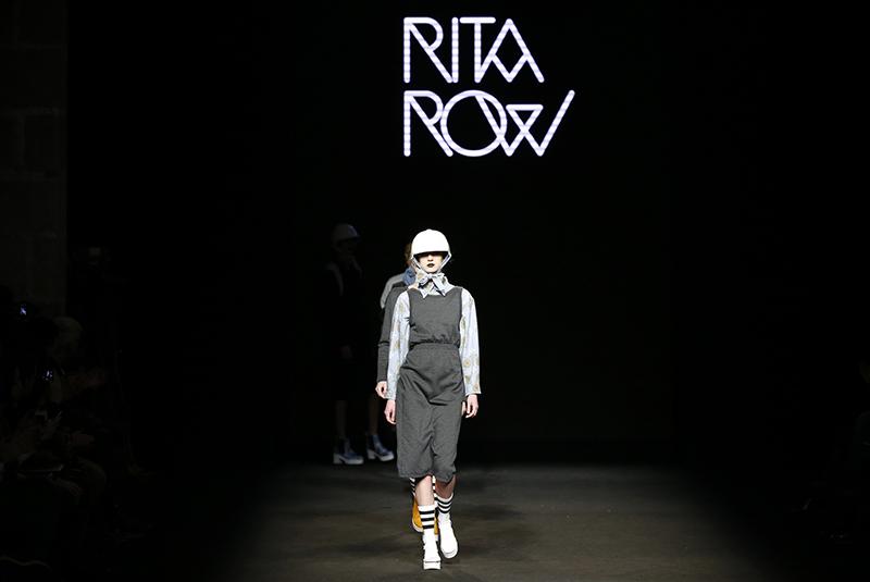 Moda, crónica 080 Barcelona, Rita Row