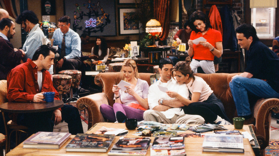 Sitcom revolucionarias - Friends, Central Perk
