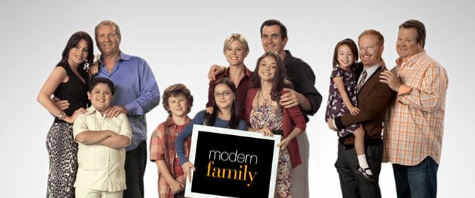 Sitcom revolucionarias - Modern Family
