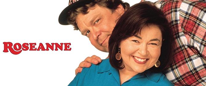 Sitcom revolucionarias - Roseanne