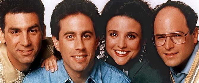 Sitcom revolucionarias - Seinfeld