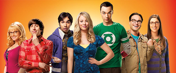 Sitcom revolucionarias - The Big Bang Theory