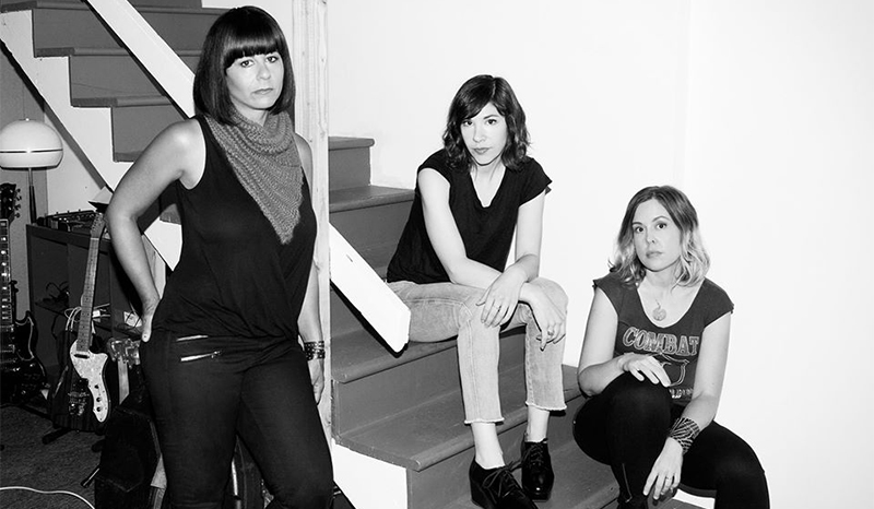 Sleater Kinney - No cities to loveSleater Kinney - No cities to love