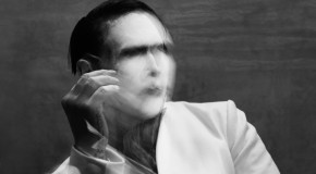 The Pale Emperor y las caras de Marilyn Manson
