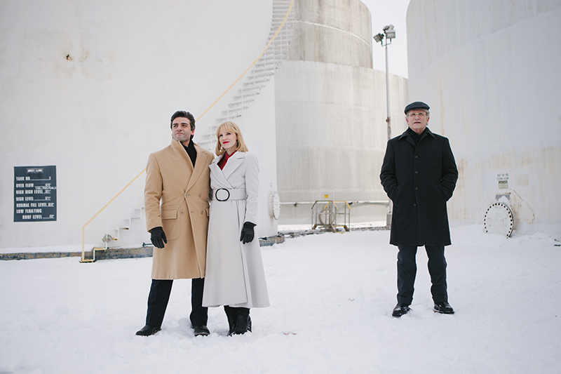 Crítica A most violent year - Oscar Isaac, Jessica Chastain