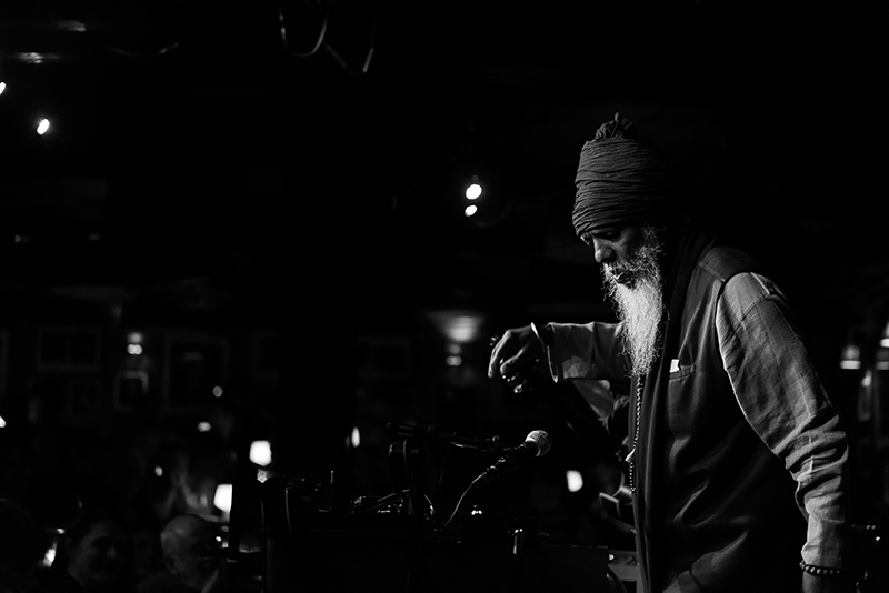 Crónica Dr. Lonnie Smith - The Healer Londres