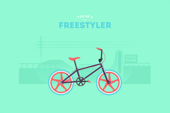 Cyclemon -Ilustración - freestyler
