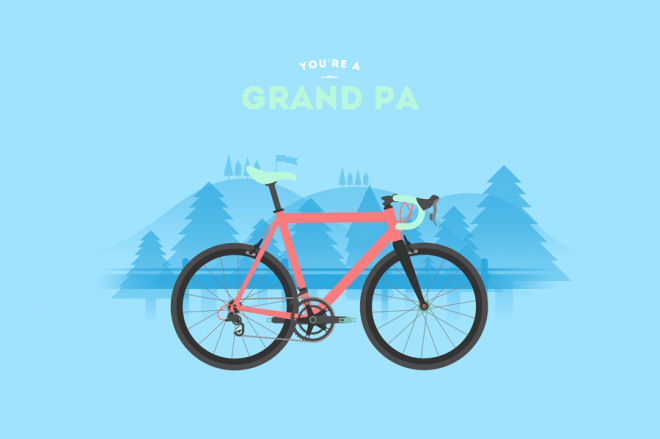 Cyclemon -Ilustración - grandpa