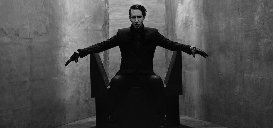 Discografía Marilyn Manson - Crítica The Pale Emperor