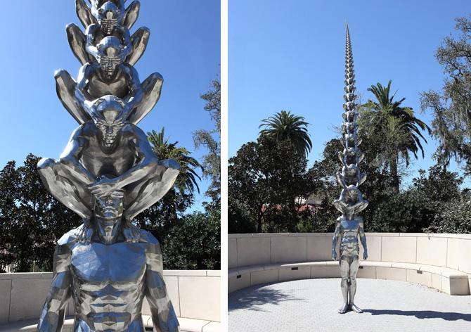 Escultura Do-ho Suh 2