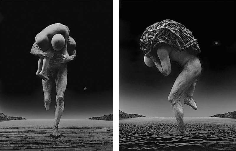 Fotografía Misha Gordin ilusionismo 15
