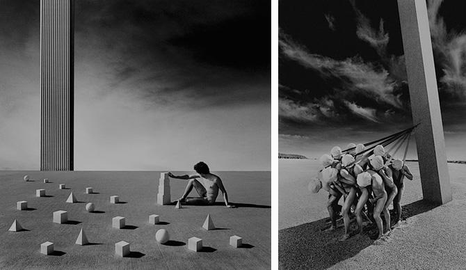 Fotografía Misha Gordin ilusionismo 10