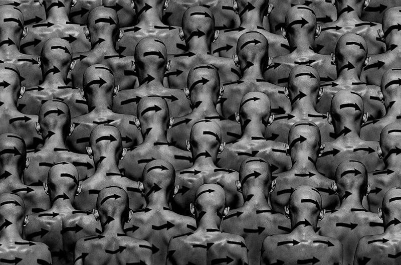 Fotografía Misha Gordin ilusionismo 14