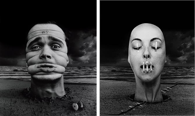 Fotografía Misha Gordin ilusionismo 16