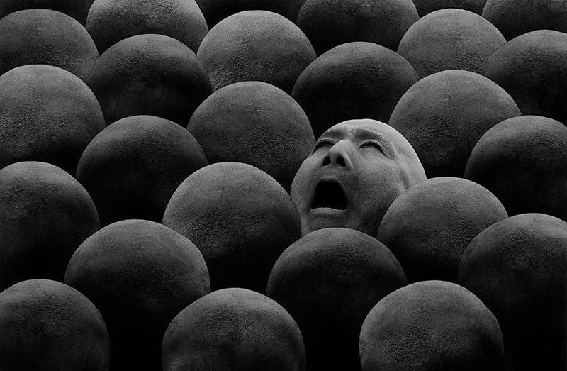 Fotografía Misha Gordin ilusionismo 2