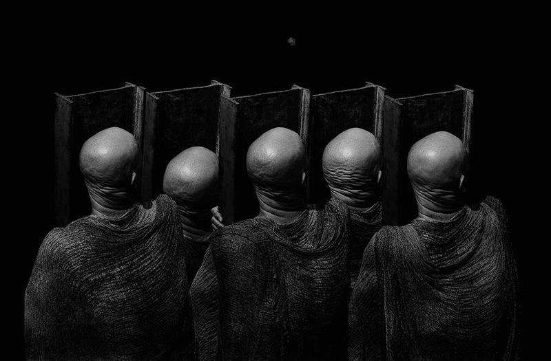 Fotografía Misha Gordin ilusionismo 3