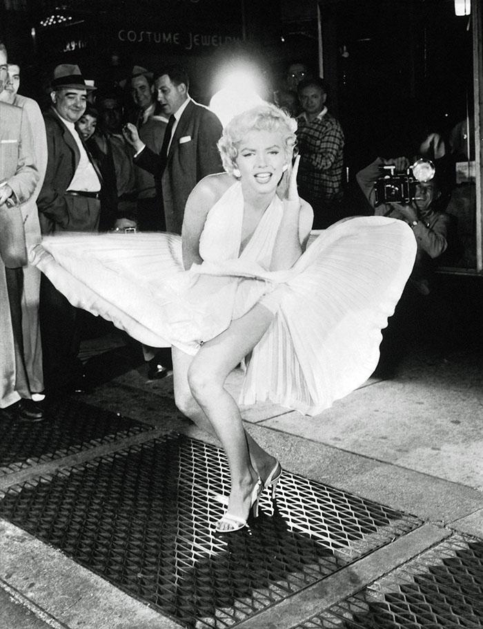 Marilyn Monroe - La tentación vive arriba