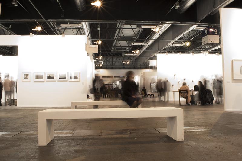 exposición ARCO 2015