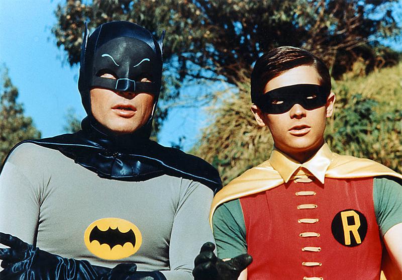 Batman y Robin, serie de televisión