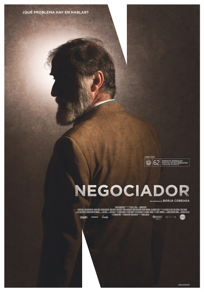 Cartel Negociador - Borja Cobeaga