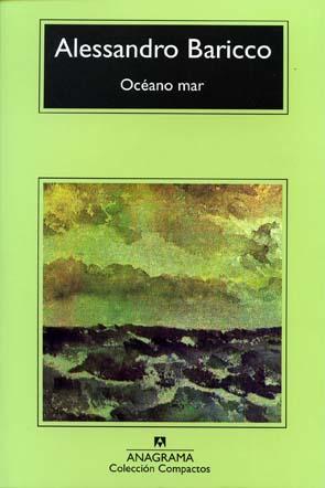 Día del libro 2015, Alessandro Baricco Océano mar